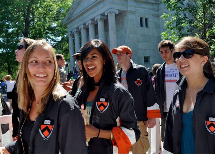 Гранты и стипендии Принстонский университет