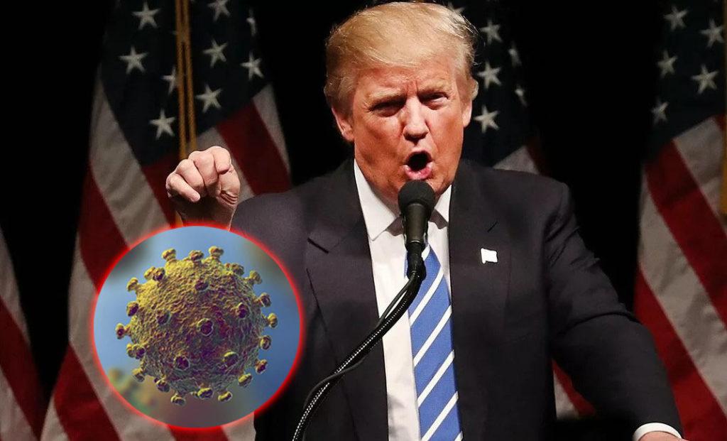 tramp-koronavirus