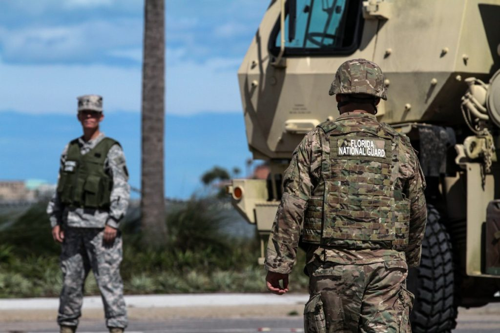 Национальная гвардия США