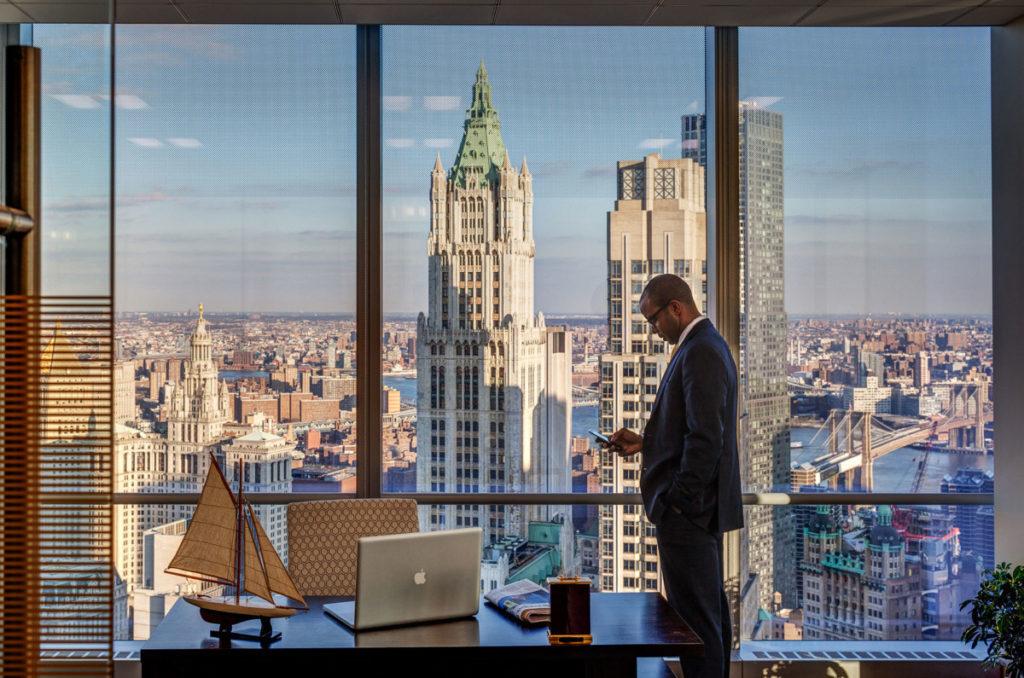 Работа в Нью-Йорке