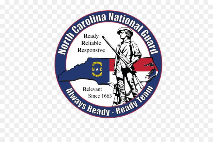 Официальная эмблема Национальной гвардии США