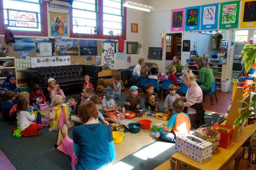 Государственные детские сады в США