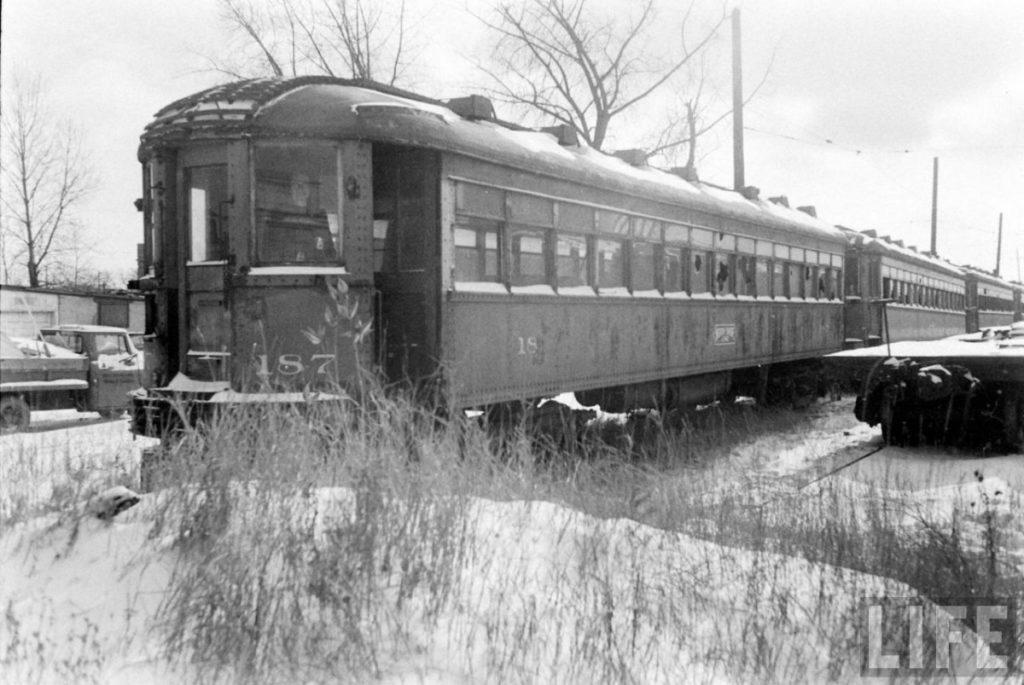 Кризис железнодорожного транспорта
