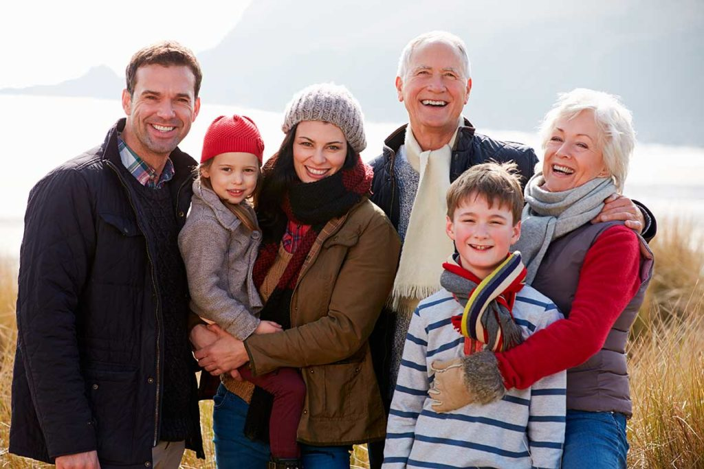 Переезд по программе воссоединения семьи