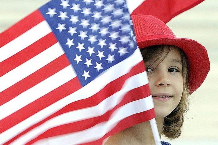 Оформление визы в США для ребёнка