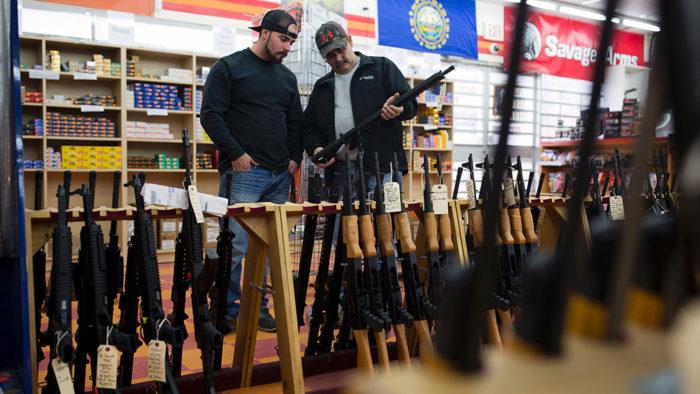 Кто может купить оружие в США