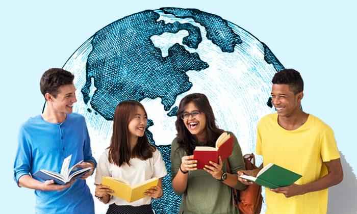 Переезд через образование