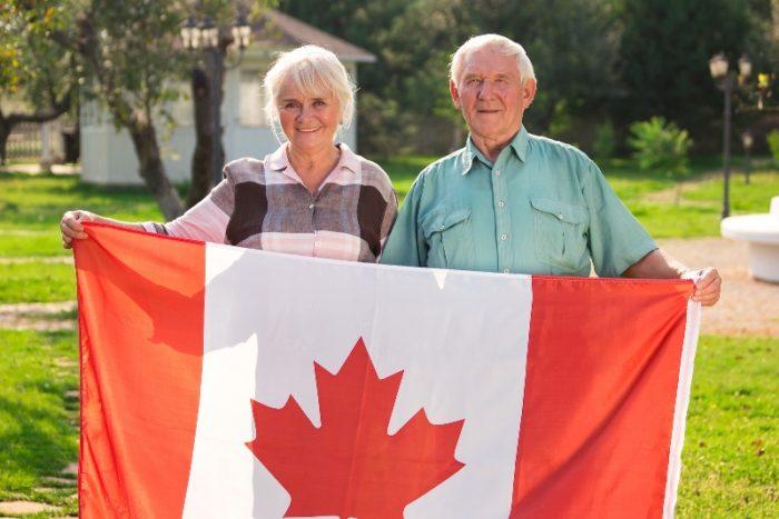 Пенсия в Канаде