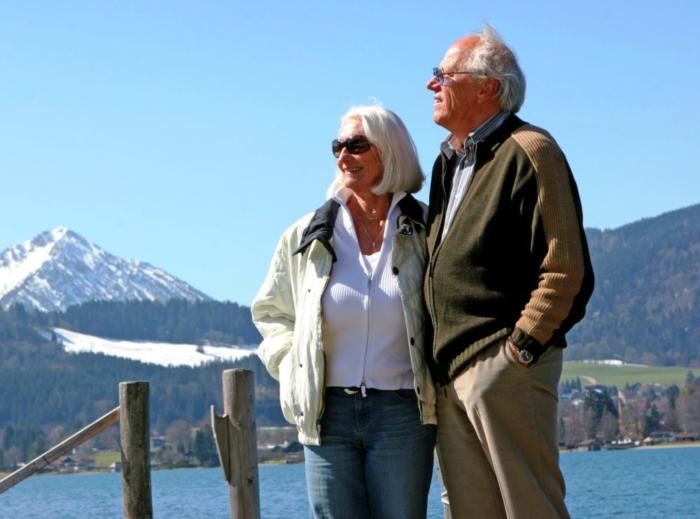 Получение пенсии Канады в другой стране