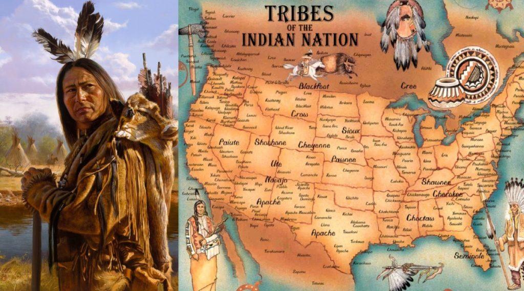 Положение и права индейцев в США