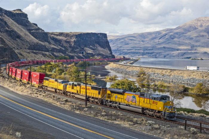 железные дороги в США