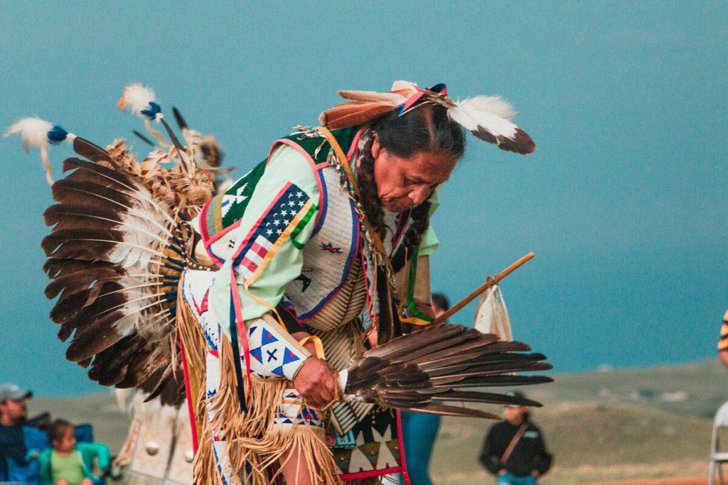 Коренные индейцы США