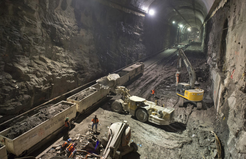 Строительства и развитие метро