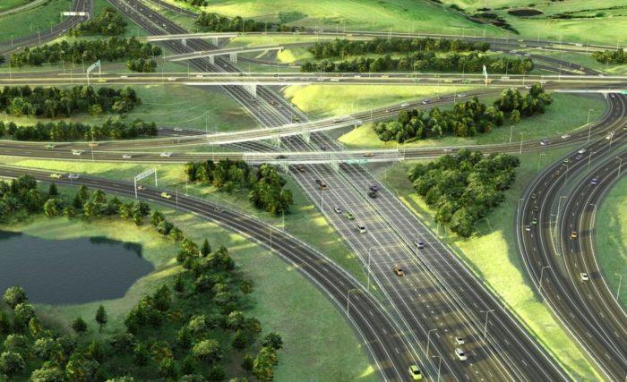 Планирование дорог