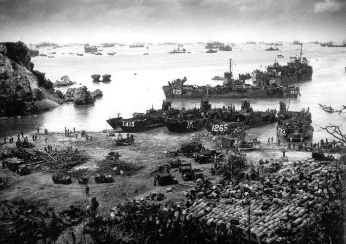 Тихоокеанский театр военных действий