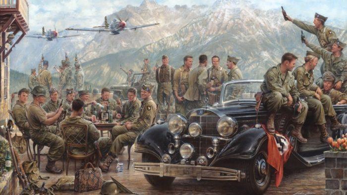 германия во второй мировой войне
