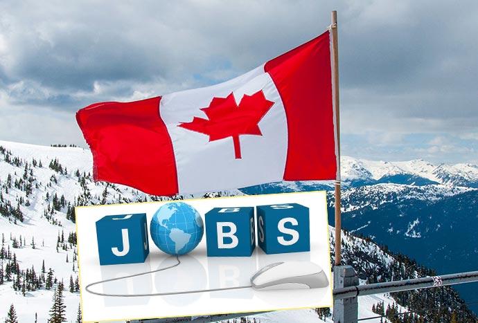 Где искать работу в Канаде?