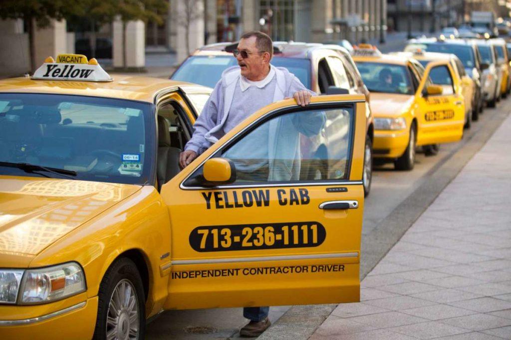 Рабочий день таксиста в США