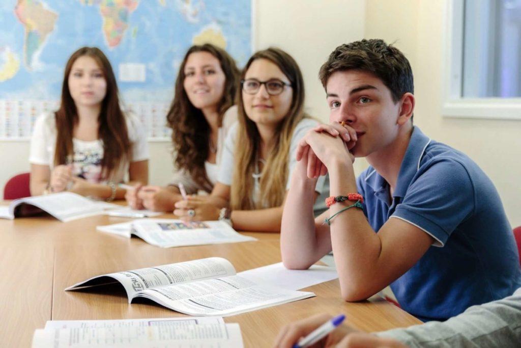 Языковая школа в США для русских