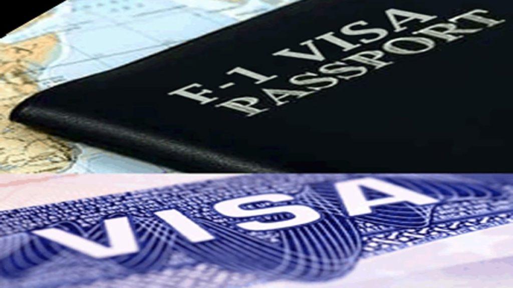 учебная виза в США