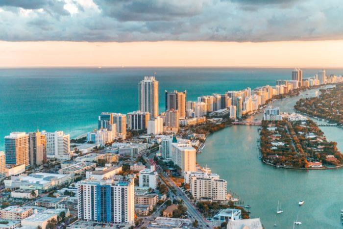 Работа в Майами