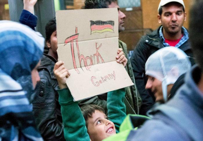 Условия для беженцев