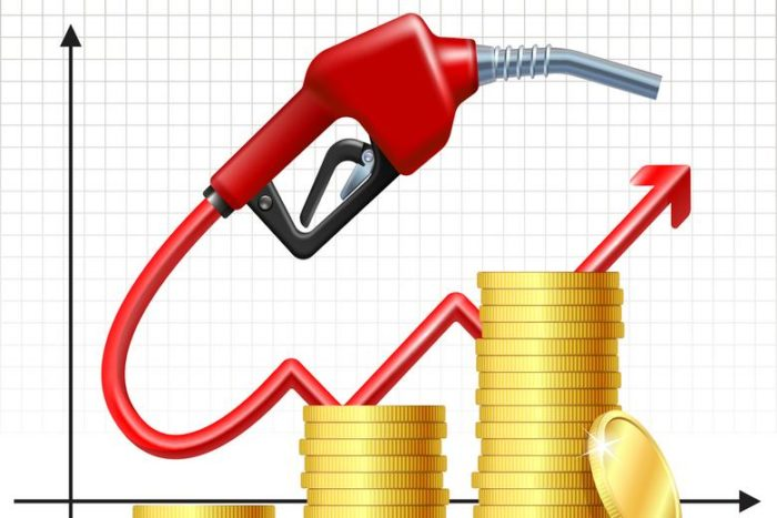 динамика изменений цен на топливо в Германии
