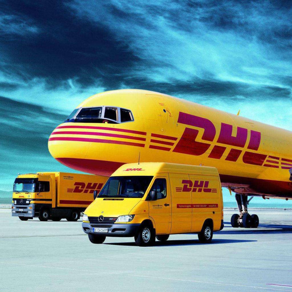 Доставка DHL