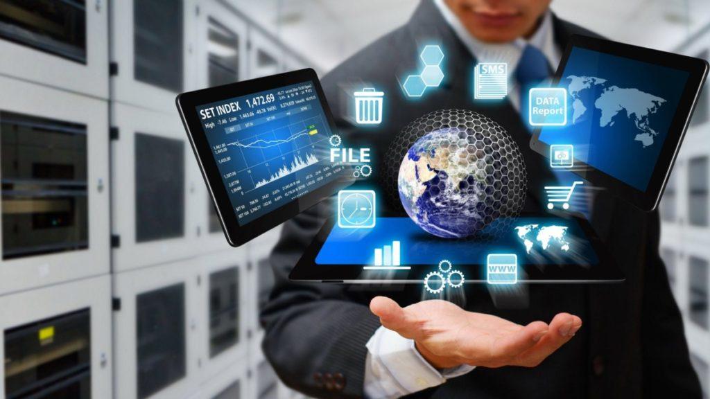 Информационные сайты и биржи