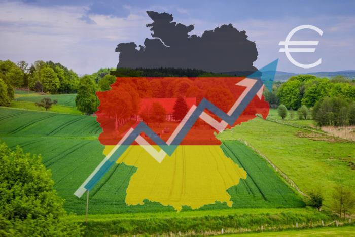 Сельское хозяйство в Германии